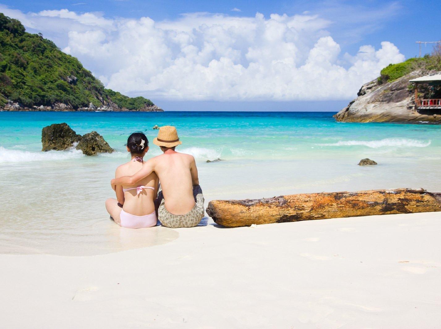 泰国普吉岛 阳光海岛度假6日 每天出发