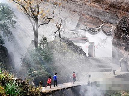 1月14日(周日)缙云岩门环线休闲徒步。
