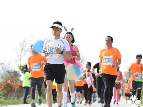 2019汉中油菜花海马拉松报名开启