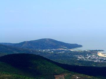 5月5日徒步苏州东山莫厘峰