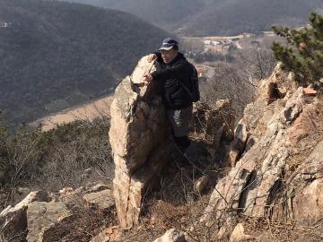 3月31日星期六一起去登东炮台山