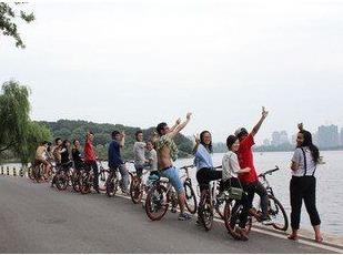 共享单车骑行,白领高端交友聚会等。