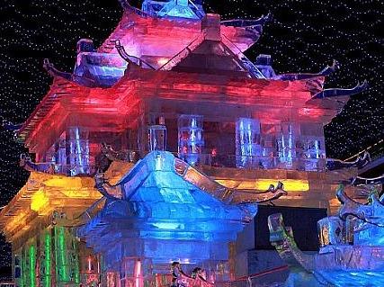 春节-龙庆峡冰灯节?柳沟豆腐宴?永宁古城