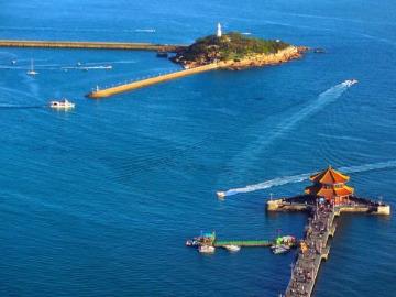 【火星户外】青岛灵山岛崂山海鲜四日休闲游
