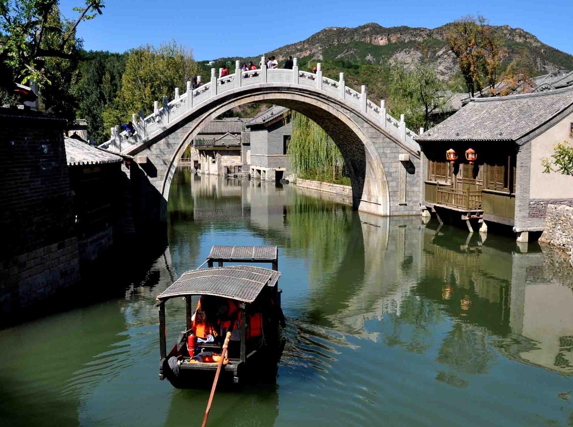 春节1日-古北庙会-长城庙会过大年