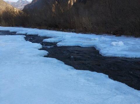 【火星户外】周六白河大峡谷踏冰