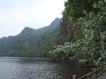 6月15日关门山国家4A景区游