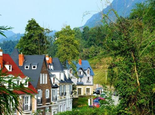 周六一日游葛仙山邂逅最美的风情小镇