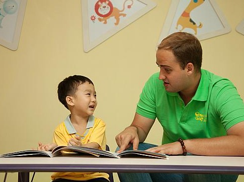 速领少儿英语一对一外教课!免费!