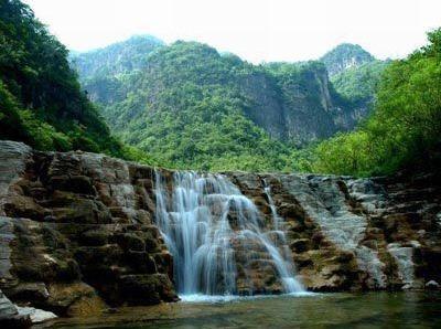 中原第一大峡谷青龙峡+五龙山响水河2日游