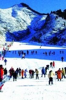 金象山国际滑雪场赠送乐园门票