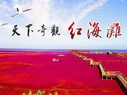国庆 红海滩-笔架山浪漫休闲之旅