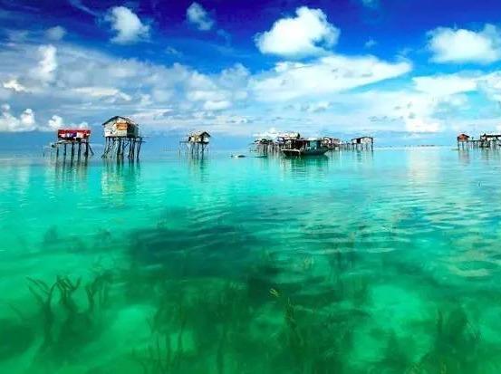 逛海滩,去浮潜,仙本那等你来