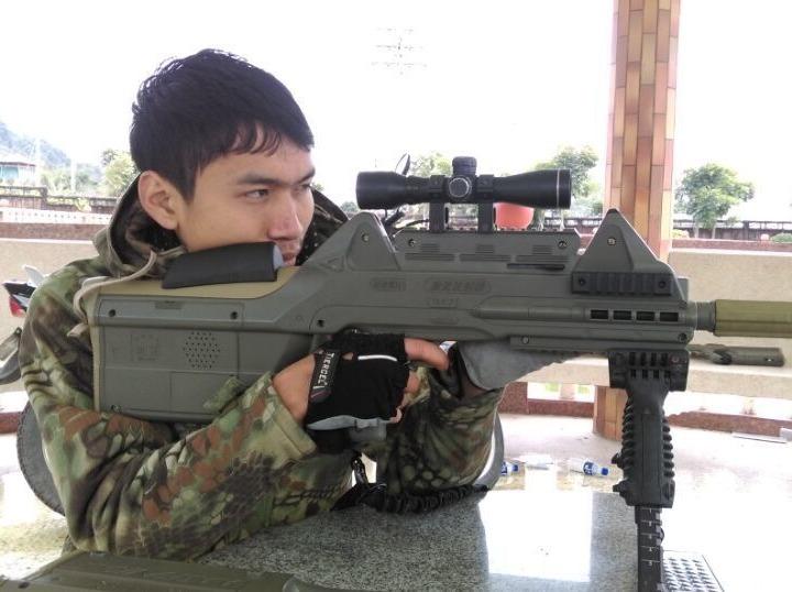 潮阳越战·真人CS组织7号下午金浦丛林战