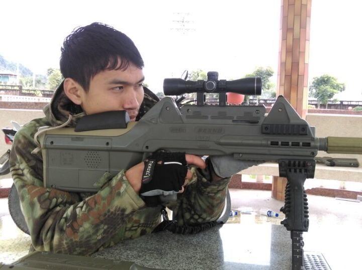 10.3潮阳越战·真人CS组织金浦丛林战