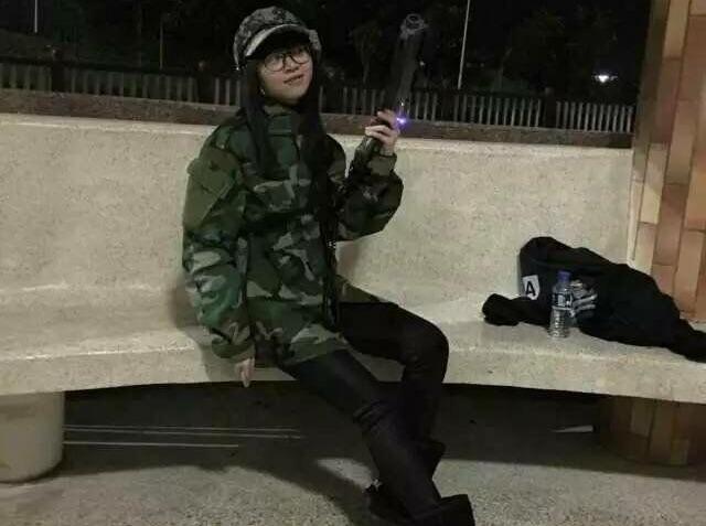 6月16号潮阳越战真人CS夜战凤肚公园
