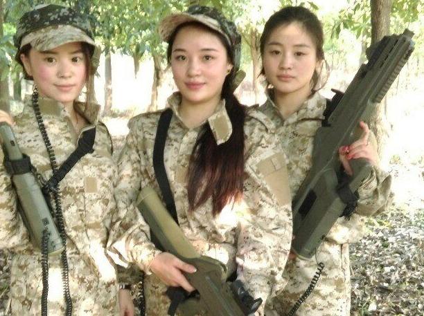 组织6.14潮阳越战真人CS金浦丛林战