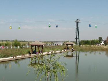 相约神泉生态旅游景区游山玩水