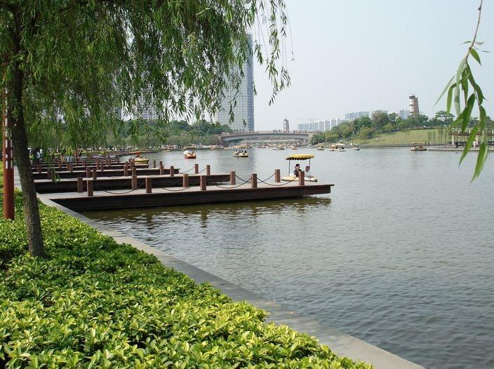 10月3日相约千灯湖游玩
