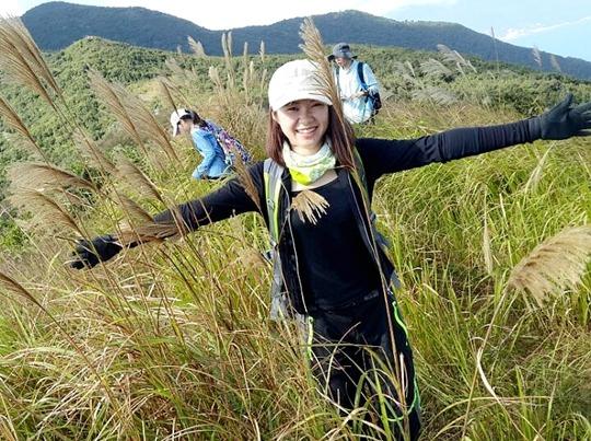 11月26日惠州大南山穿越黄金大草坡