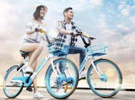 共享单车夜骑