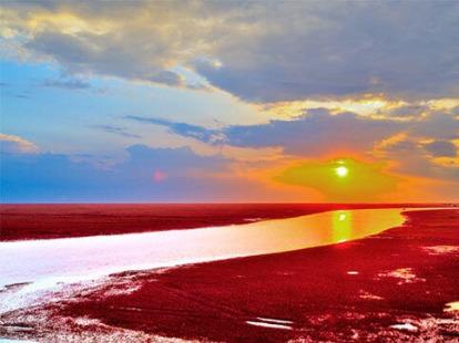 中秋出发红海滩,笔架山,九门口……无夜车