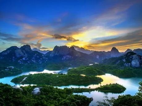 5月1日闽南最美乌山+棪树村一日游