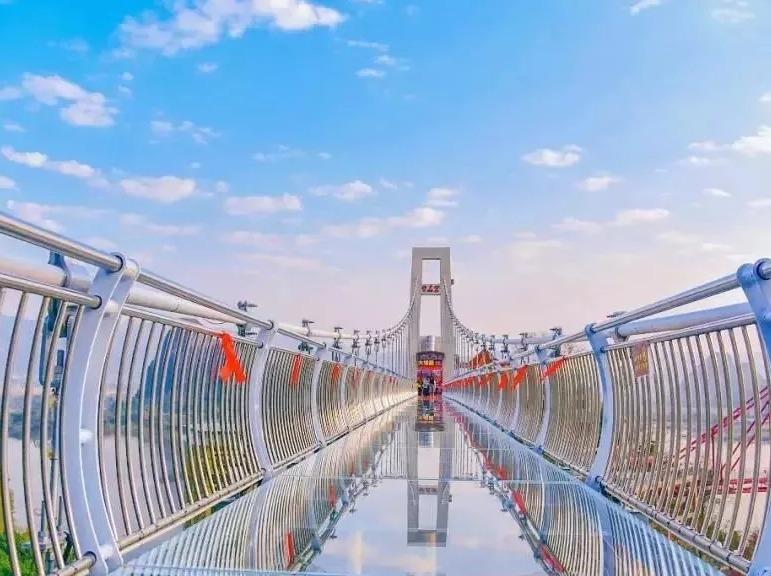 【魅力英德】天宫玻璃桥+七彩溶洞 两天